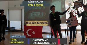 Rize-Pazar Fen Lisesi Öğretmen ve Öğrencileri Portekiz'de