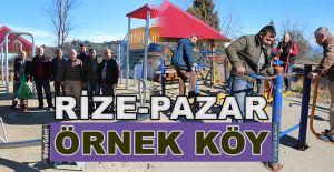 bRize-Pazarda ÖRNEK Köy HİSARLI.../b