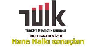 TÜİK Trabzon Bölge Müdürlüğünün 2018 Adrese Dayalı Nüfus Kayıt Sistemi (ADNKS) sonuçları