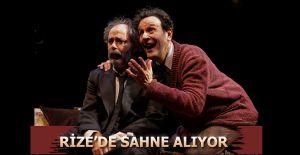 GİYDİRİCİ adlı oyun Rize'de