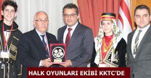 HALK OYUNLARI EKİBİ...