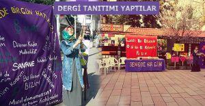 KADINLARDAN SENEDE BİR GÜN DERGİSİ