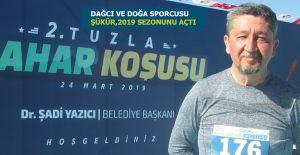 Rıdvan Şükür, Tuzla'da sezonu açtı.
