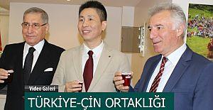 """Türkiye ve Çin'in Ortak Kültür Mirası """"Çay"""""""