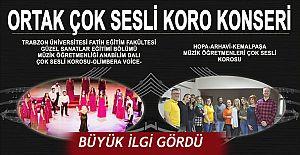 MÜZİK ÖĞRETMENLERİ VE MÜZİK ÖĞRETMENİ ADAYLARINDAN MUHTEŞEM KONSER..