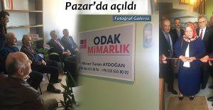 bPazarda Özel Mimarlık Ofisi açıldı/b