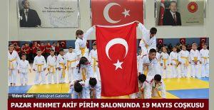 19 Mayıs Atatürk'ü Anma, Gençlik ve Spor Bayramının 100. Yılı Kutlandı
