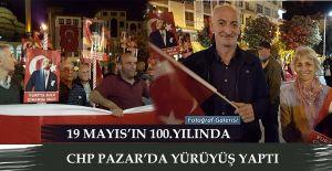 CHP Pazar'da 19 Mayıs Kutlaması yaptı
