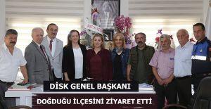GENEL BAŞKAN ÇERKEZOĞLU ARTVİN'DE