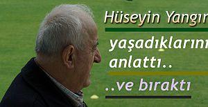 bPazarspor#039;da Başkan Yangın görevi.../b