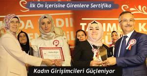 Tarımda Kadın Girişimciler Güçleniyor