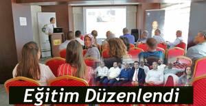 TSO, PERSONEL VE ORGAN ÜYELERİNE EĞİTİM DÜZENLEDİ