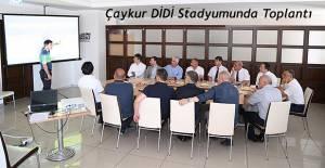 2019-2020 Sezonu Hazırlık Toplantısı Yapıldı