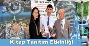 ARAŞTIRMACI, YAZAR ŞEYMANUR ÖZKÜNEY'İN KİTAP TANITIM ETKİNLİĞİ