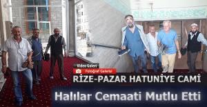 bPazar Hatuniye Cami Halıları mutlu.../b