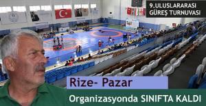 bPazar Organizasyona neden ilgi göstermedi./b