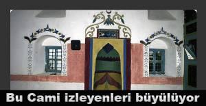 TARİHİ DOKUSUYLA HAYRAN BIRAKIYOR