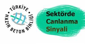 İNŞAAT SEKTÖRÜNDE CANLANMANIN İLK SİNYALLERİ ALINDI..