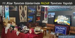 """İstanbul'da """"11. Rize Tanıtım Günleri"""" başladı"""