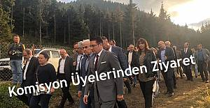 Komisyon Üyelerinden Ziyaret