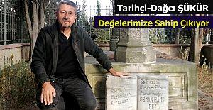 """Rıdvan Şükür; """"Osman Hamdi Bey, aynı zamanda iyi bir tarım uzmanıydı"""""""