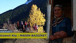 Kar Kış, Yabani Hayvanların Mekanı Doğal Bir Yaşam Köyü Maden(Bazgiret)