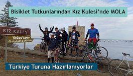 """Bisiklet tutkunları hedef belirledi """"Türkiye Turu"""""""