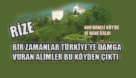 Bir Zamanlar Gülen Köy şimdilerde ağlıyor.