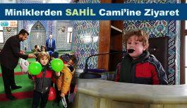 Pazar Sahil (4-6 Yaş) Kuran Kursu Cami Ziyareti yaptı.