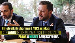"""Milletvekili Avcı, """"Türkiye'nin 100 Mega Projesinden 3 Tanesi Rize'de"""""""