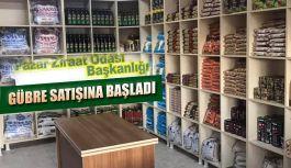 Pazar Ziraat Odası, Organik Gübre Satışına başladı