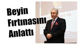Prof. Dr. İsmail Hakkı Aydın RTEÜ Üniversitesinde Konferans Verdi