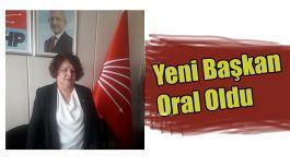 CHP İl Kadın Kolları Başkanı Şeyda Oral oldu