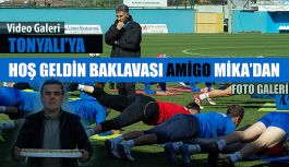 Pazarspor'da Şevki Tonyalı İmzaladı
