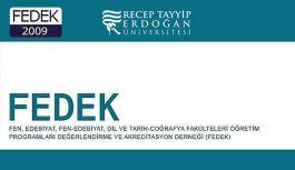 Fen Edebiyat Fakültesi Biyoloji Bölümü Akreditasyon Belgesi Aldı