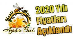 AYDER BALI 2020 YILI FİYATLARI AÇIKLANDI