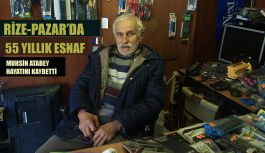 Pazar'da Son Radyo Tamircisi Hayatını Kaybetti.