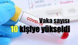 VAKA ARTIŞI DEVAM EDİYOR!