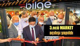 BİLGEMARKET: Pazar'da 3.ncü şubesini açtı.