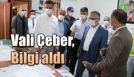 Vali Kemal Çeber L Tipi Kapalı Cezaevi ve Rize Açık Ceza İnfaz Kurumunu Ziyaret etti