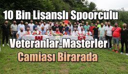 Veteranlar-Masterler tam kadro toplandı.Yeni Kararlar alındı