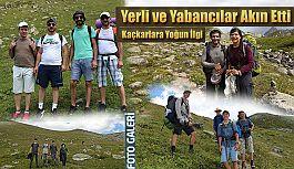 Yerli Ve Yabancı Turistler Doğu Karadeniz'i Sevdi