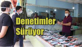 RİZE'DE COVİD-19 DENETİMİ YAPILDI