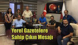 YEREL BASIN BİR ŞEHRİN AYNASIDIR!
