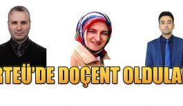 Doçent Oldular