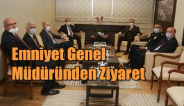 EMNİYET GENEL MÜDÜRÜ AKTAŞ, ARTVİN'DE