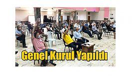 GENEL KURULU YAPILDI