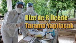 Rize'de TÜİK Taraması yapılacak