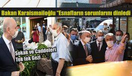 ULAŞTIRMA VE ALTYAPI BAKANI ADİL KARAİSMAİLOĞLU ARTVİN'DE