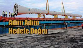 ADIM ADIM HEDEFLERİNE YAKLAŞIYOR.
